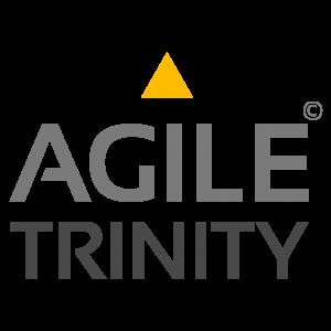 Agile trinity yellow triangle