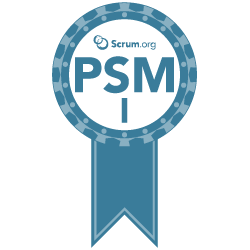 Professional Scrum Master 1 Zertifikat (PSM1)