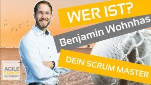 Agile Coach Academy Gründer Ben Vorstellung